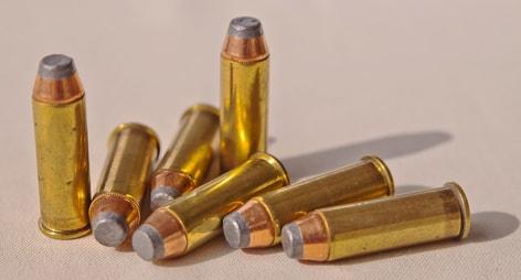 Bullets caliber .44